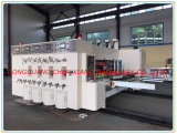 Automatic Corrugated 4 Color Printing Slotting and Die Cutting Machine