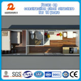 Ce Certificate Glass Wool Sandwich Prefabricated Building