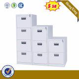 Chinese Metal Office Furniture Locker Four 2 3 4 Drawer File Steel Fling Cabinets