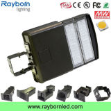 LED Parking Lot Fixture 100W IP65 Shoebox LED Wall Light