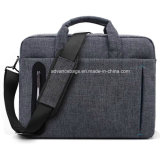 Custom Notebook Messenger Bag Hand Bag Computer Briefcase Document Laptop Bag with Shoulder Straps