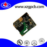 Double Side It180A PCB Board with Two Colour Soldermask