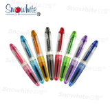 Translucent Colorful Mini Style Fountain Pen Q12f From Snowhite