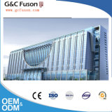 Visible Frame Aluminium Curtain Wall with Competitive Price