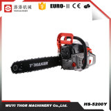 52cc Wholesale Mill Green Cut Chinese Chainsaw 5200y