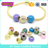 Fashionable Crystal Beads Colorful Pendants Accessories for Necklace or Bracelet