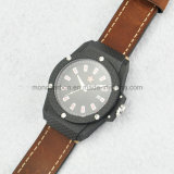 Low MOQ Custom Made Real Carbon Fiber Watch Parts
