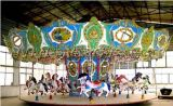 24 Seats Amusement Park Carousel Ride for Sale, Merry Go Around