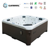 2017 Sunrans New Design Balboa Acrylic Outdoor SPA Jacuzzi Hot Tub for 5 Persons