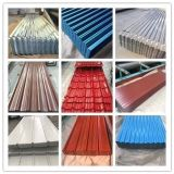Color Coated Galvanized Corrugated Steel Sheets in Coil