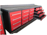 Factory Direct 10FT Steel Garage Storage Workbench Tool Cabinet
