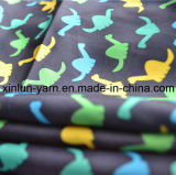 Digital Printing Fabric Jacquard Shivering Fabric for Sheet/Dress