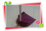 Hot Cheap Plastic Dustpan with PVC Tube