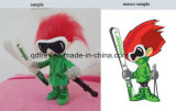 Customizing for Private Label Toy of Mascot