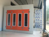 Diesel or Gas or Electricity Heated Automotive Car Spray Booth Paint Booth