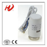 Electrical Actuator 4 Wire, The Signal of Power on or Power off