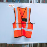 High Quality Safety Vest with Printing Logo, Direct Factory