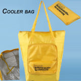 Foldable Cooler Bag with Aluminium Foil Inside
