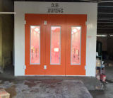 Painting Booth Spray Booth Car Spray Painting Booth Painting Room Bake Heat by Infrared Ray Car Clean Cabinet