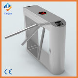 Supermarket Waist High Automatic Tripod Turnstile Barrier Gate