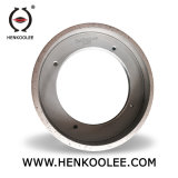 Factory Direct Selling Continuous Rim Wet Diamond Grinding/Flap/Cutting Wheel for Italy Squaring Machine