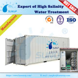 150tpd Containerized Reverse Osmosis Seawater Desalination Plant