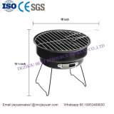 Wholesale Foldable BBQ Grill Folding Suitcase Barbecue Mini Tabletop Charcoal Grill