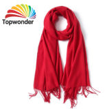 Women Shawl Scarf, Made of Acrylic, Colors, Sizes, Low MOQ Available