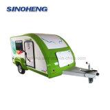 Factory Wholesale Teardrop Mini Caravan Trailer for Sale