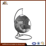 2018 Garden Furniture / Rattan Hanging Chair / Outdoor Swing Chair (Wfpe-18107W)
