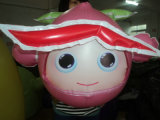 New Style Lovely Inflatable Cartoon Toy for Kindergarten