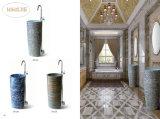 Villa Bathroom Vanity Art Pedestal Wash Basin (D27)