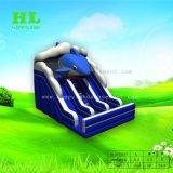 Animal in Wood Amusement Park Inflatable Slide