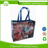 Promotional Full Logo Printing Eco Non-Woven Laminated Bag
