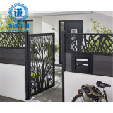 Eco Friendly Feature and Metal Frame Material Good Quality Decorative Laser Cutting Fence