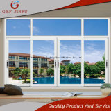 Metal Profile Interior Aluminium Alloy Glass Sliding Panel Door (JFS-8021)