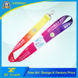 Professional Customized Heat Transfer Printing Lanyard with Lower Price for Promotion/Souvenir/Advertising Gift