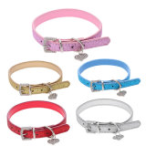 Wholesale Pet Supplies Durable Leather Dog Collar
