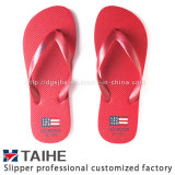 Wholesale Factory Custom Popular Design Rubber EVA Flip Flops