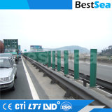 Color Flexible PVC Highway Anti Glare Screens