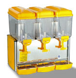 Cold and Warm Ruit & Vegetables Juice Dispenser