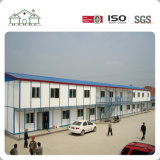 Two Storey Customized Steel Structure Prefabricated Modular Building as Prefab Labor Camp House