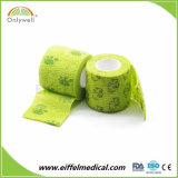 Wholesale Good Quality Adhesive Veterinary Elastic Cohesive Bandage