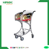 Airport Duty Free Store Shopping Trolley