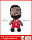 Customization of Plush Basketball Player Soft Doll Toy Valentine's Day Gift