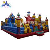 Indoor Playground for Adult N Kids Amusement Inflatable Theme Park