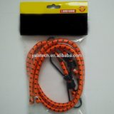 Promotional Flat Bungee Elastic Cord with Hook