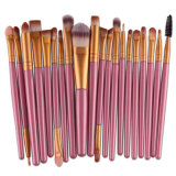 20PCS Eyeshadow Makeup Brushes Set Make up Brushes Soft Synthetic Hair