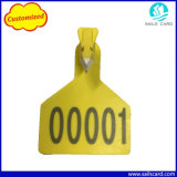 Hot Selling Medium Size Single Zee Ear Tag for Cattle Cow Identification