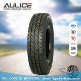 China Wholesale Tubeless Trailer Truck Tyre 11r22.5 12r22.5 with Gcc, DOT, Isocertificates Aproved